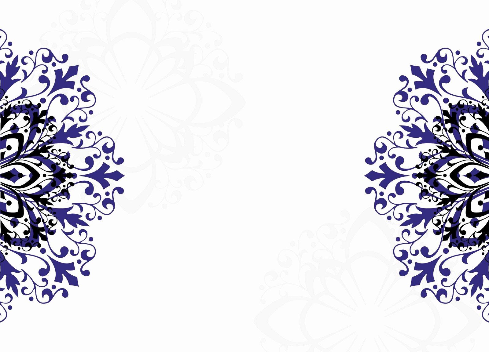 Blank Invitation Templates Free for Word Blank Elegant