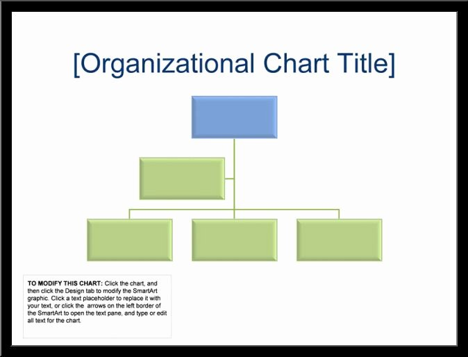 Blank organizational Chart Samplesreference Letters Words