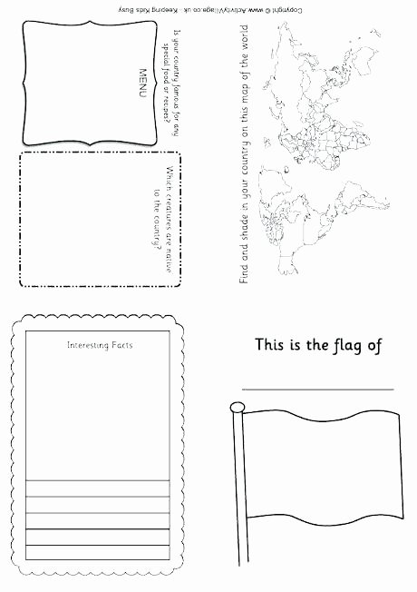 Blank Passport Template – Onairprojectfo