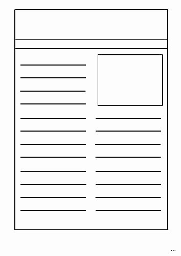 Blank Sermon Outline Template | Latter Example Template