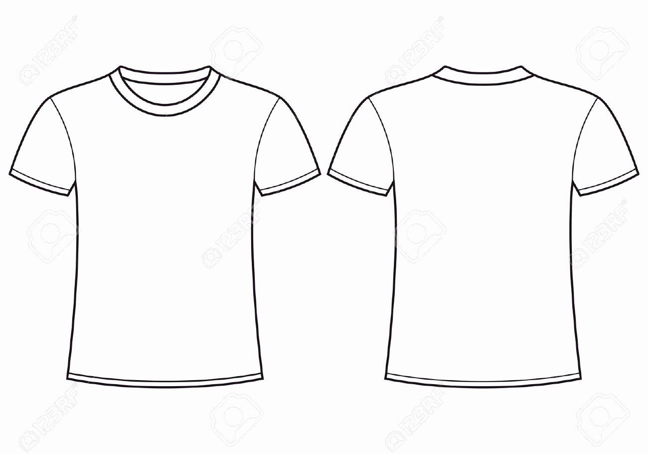 Blank Tshirt Template Beepmunk