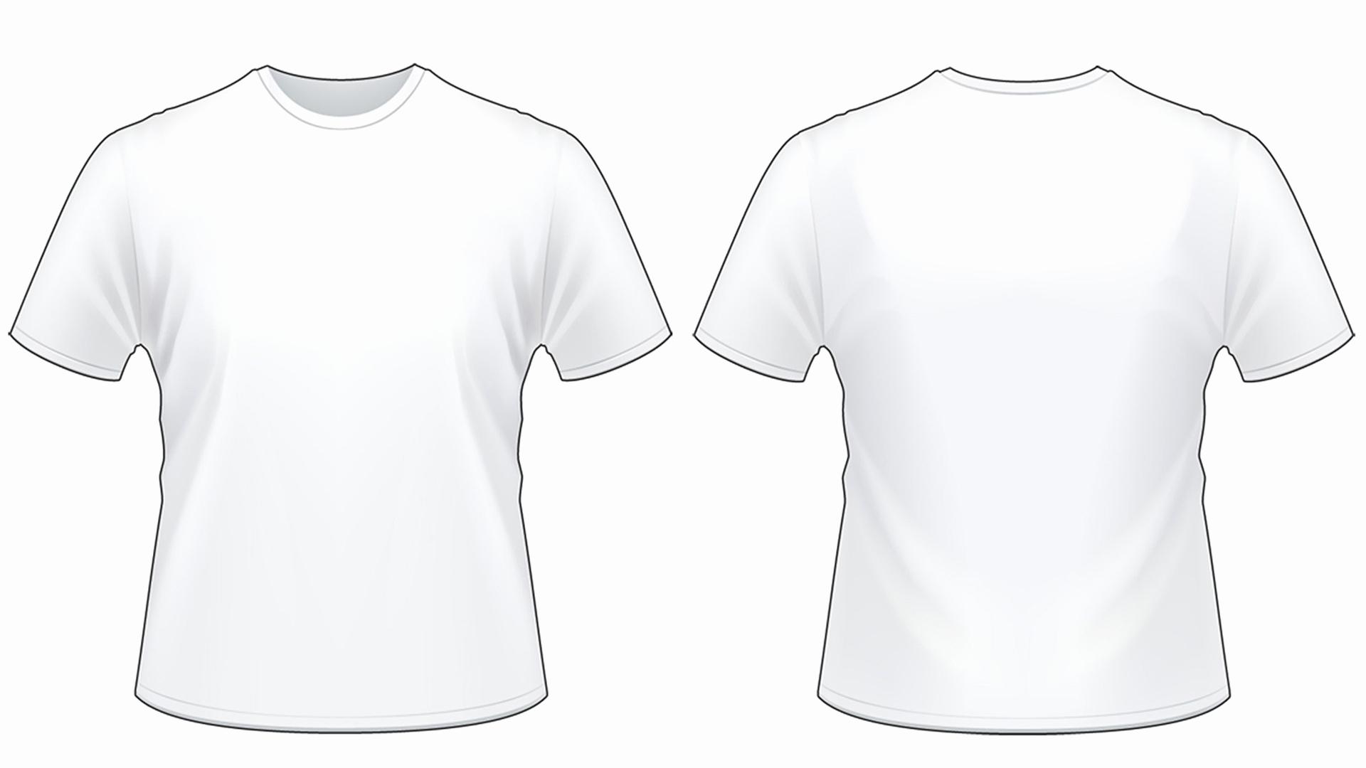 Blank Tshirt Template Worksheet In Png Hd Wallpapers