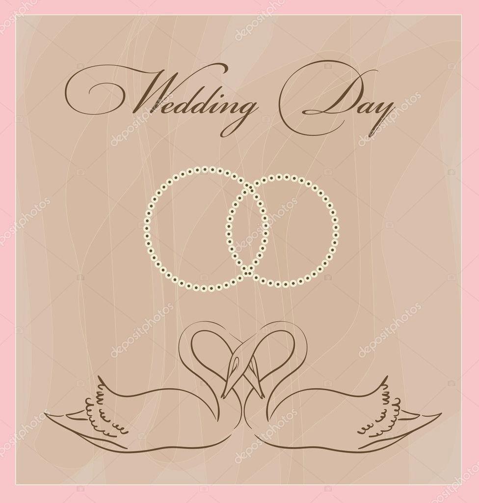 Blank Vintage Wedding Invitation Templates Matik for