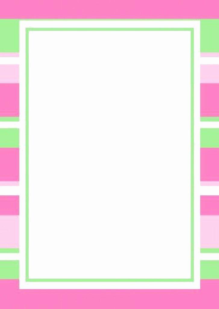 Blank Wedding Invitation Card Template Matik for