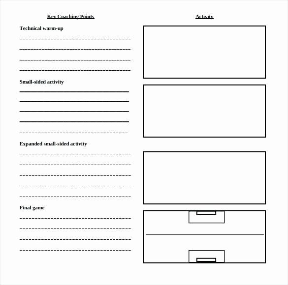 Blank Weekly Lesson Plan Template Word Free Templates
