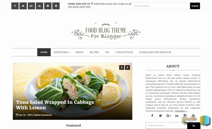 Blogger Templates Free