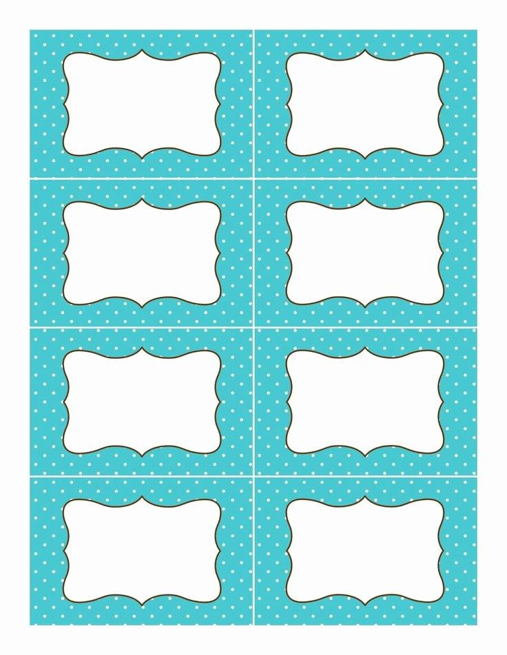 Blue Polka Dot Label Template 1 237×1 600 Pixels