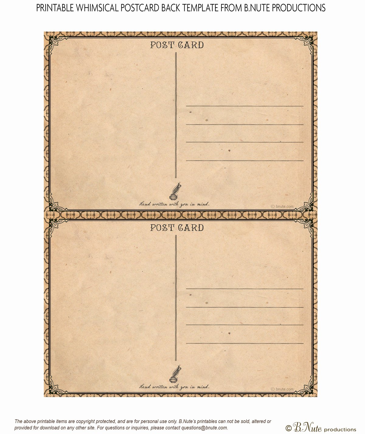Bnute Productions Scrapbook Paper Ideas Perfect