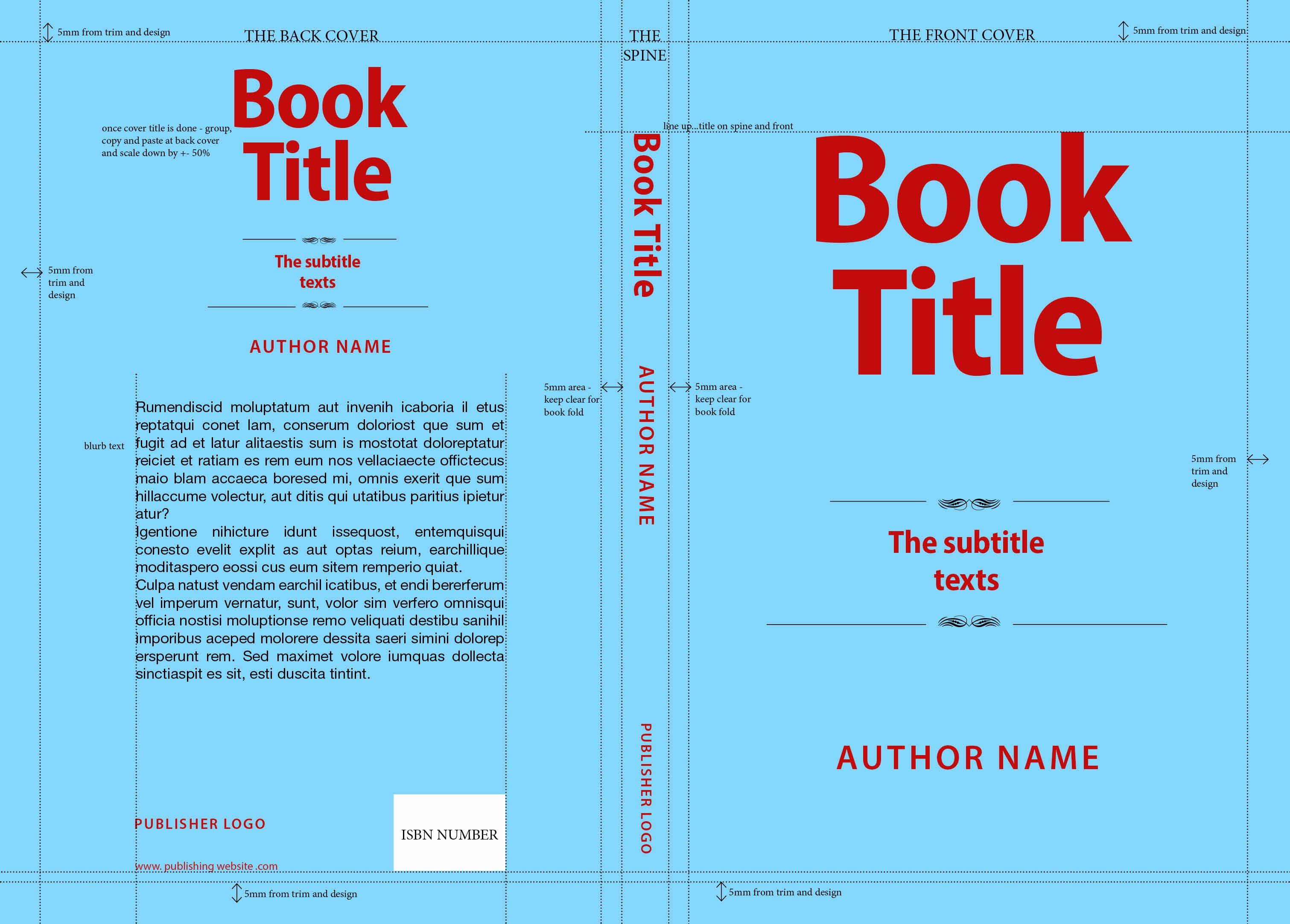 Book Cover Design Essentials