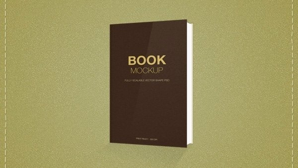Book Cover Template Free Psd 349 Free Psd for