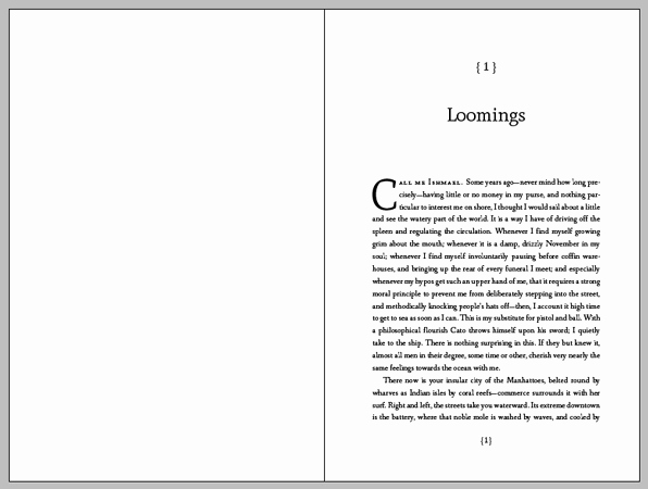 Book Design Template Indesignsecrets Indesignsecrets