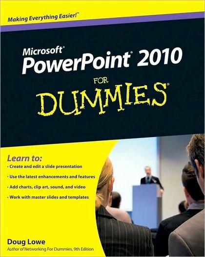 Book Download Powerpoint 2010 for Dummies