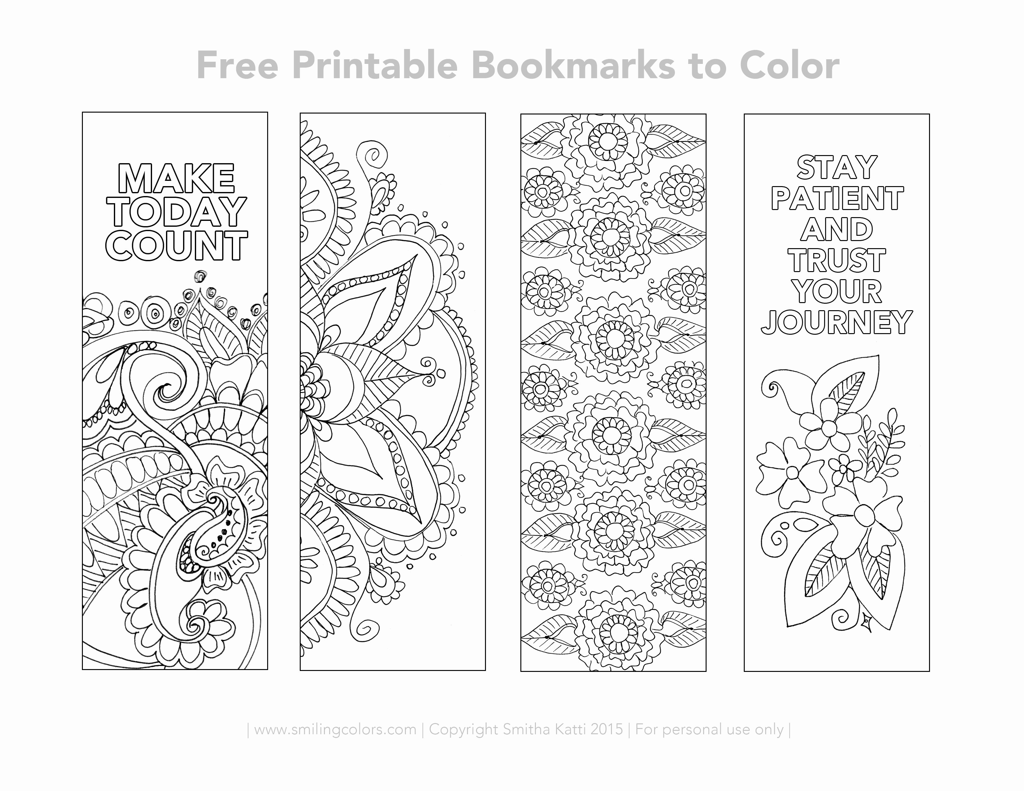 Bookmarks Bookmark Template and Templates On Pinterest