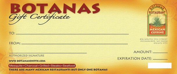 Botanas Restaurant Milwaukee S Finest Mexican Cuisine