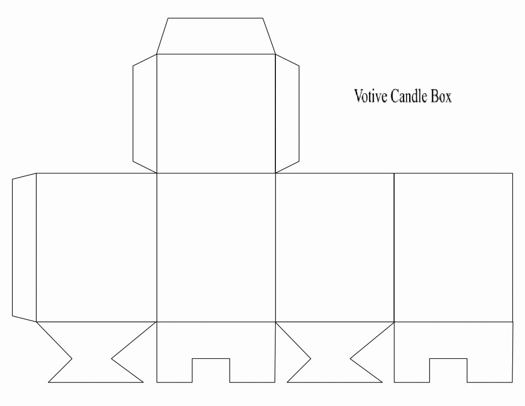 Box Template to Print