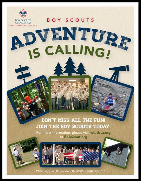 Boy Scouts Of America Flyers On Behance
