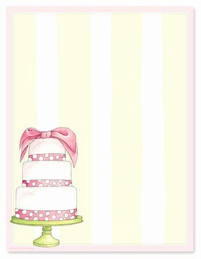 Bridal Shower Invitations Free Blank Bridal Shower