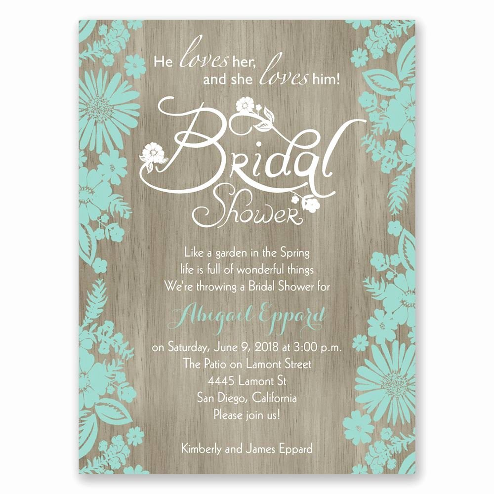 Bridal Shower Invitations Inexpensive Bridal Shower