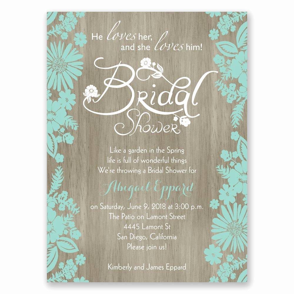 Bridal Shower Invitations Inexpensive Bridal Shower