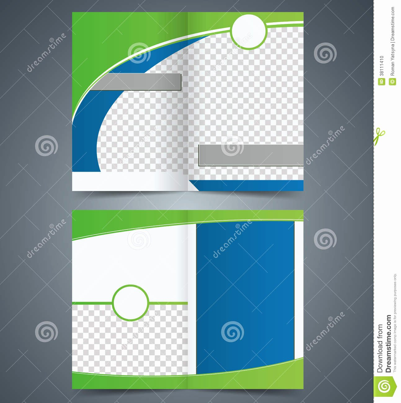 Brochure Bi Fold Brochure Template Bi Fold Brochure Template
