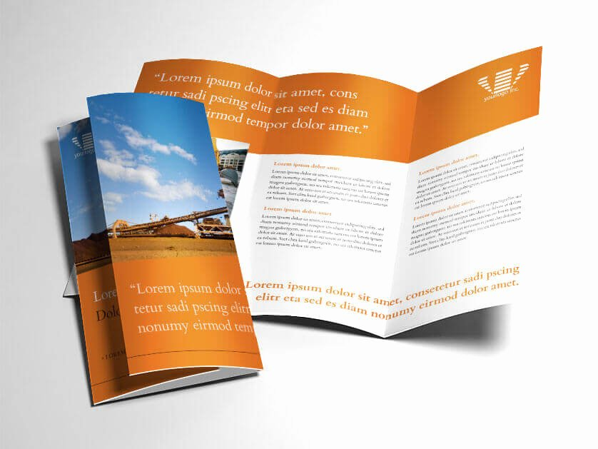 Brochure Template for Indesign Indesign Brochure Templates