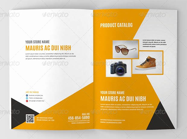 Brochure Template for Product Template Of Product