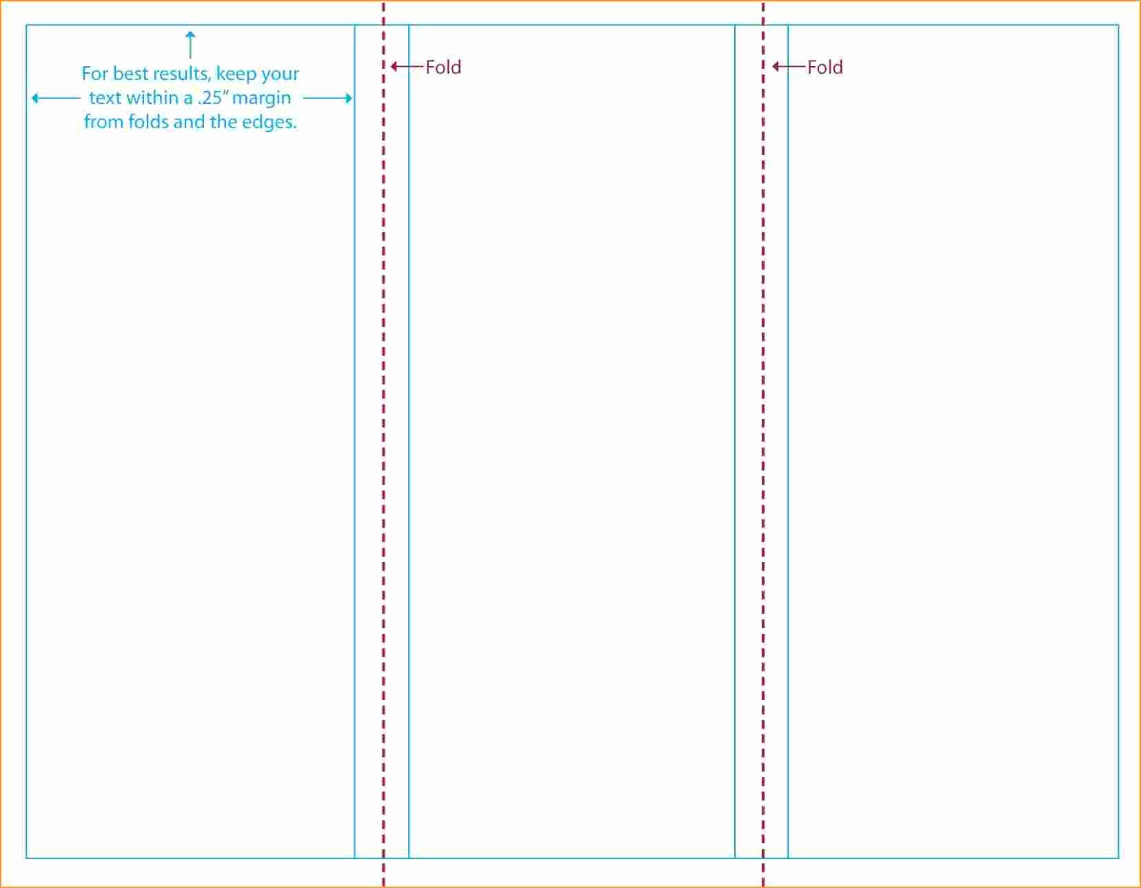 Brochure Template Google Docs