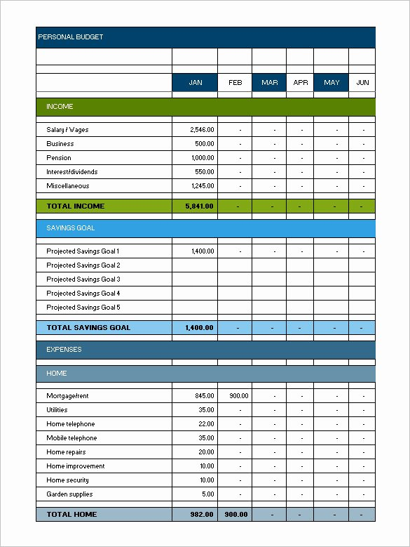 Bud Template 39 Free Word Excel Pdf format