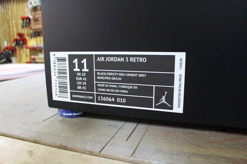 Build A Giant Nike Shoe Box for Storage