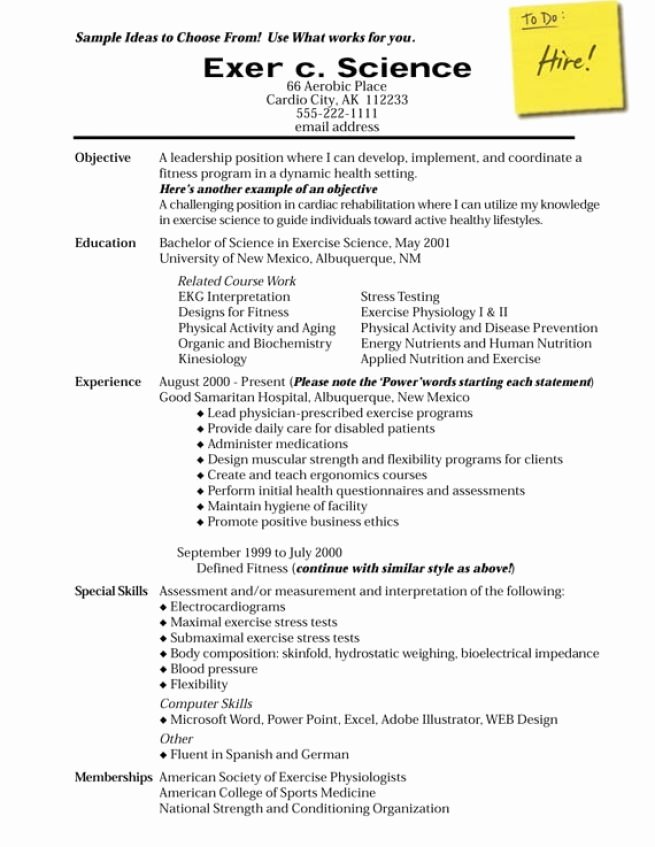 Build A Resume Line for Free