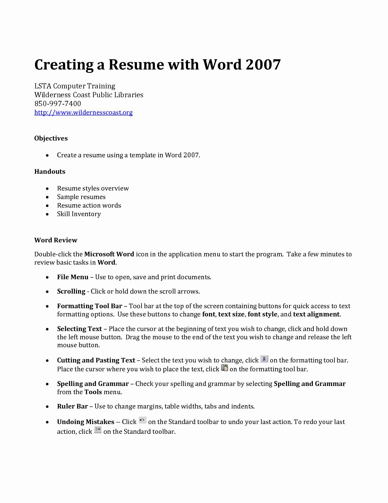 Build Resume Free