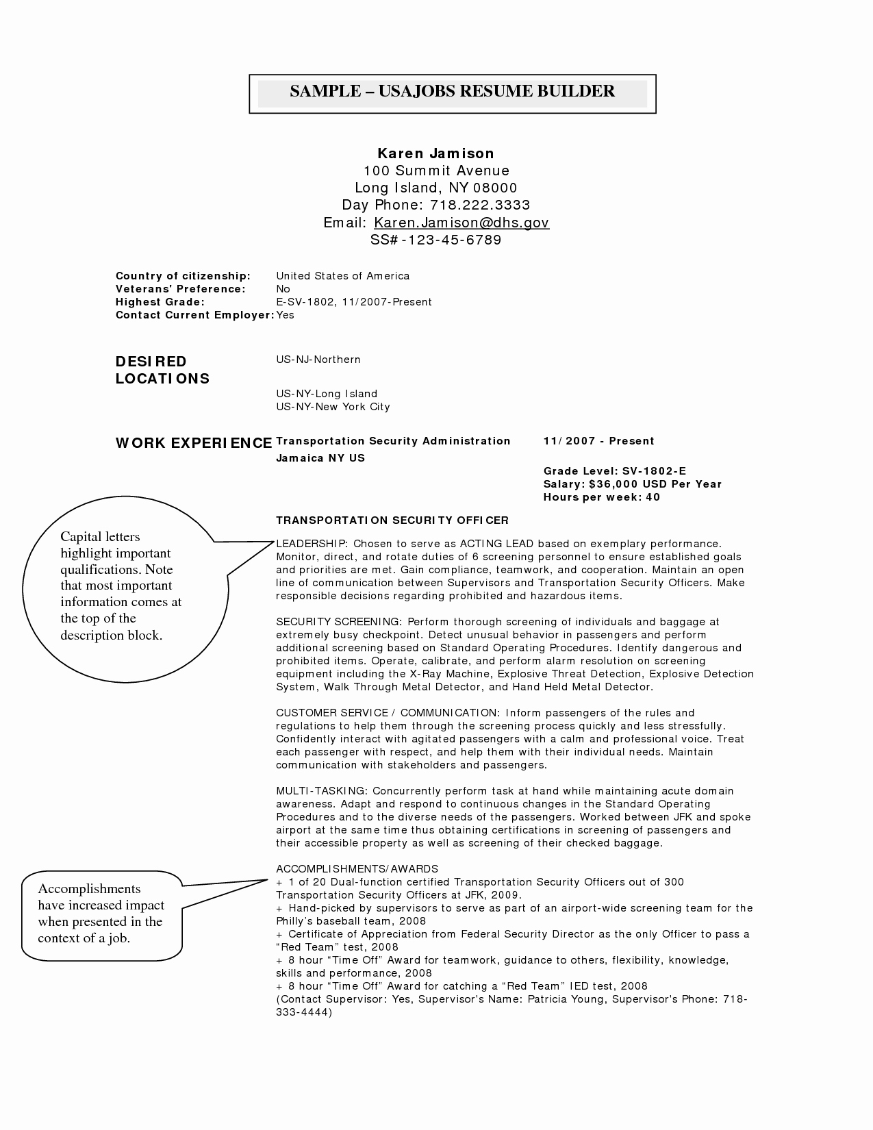 Building A Resume Usa Jobs Cover Letter Dentist Federal