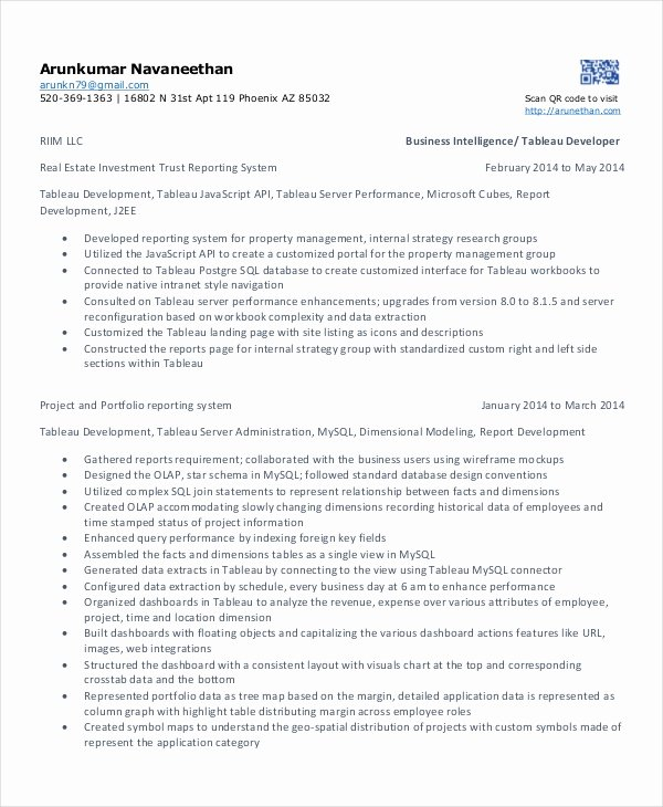 Business Analyst Resume Examples Sarahepps