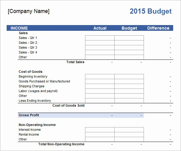 Business Bud Template 13 Download Free Documents In