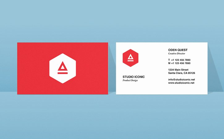 Business Card Design In Indesign