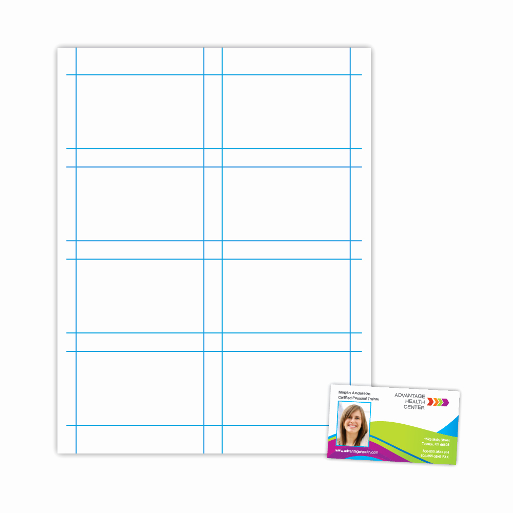 Business Card Logo Blank Business Card Templates