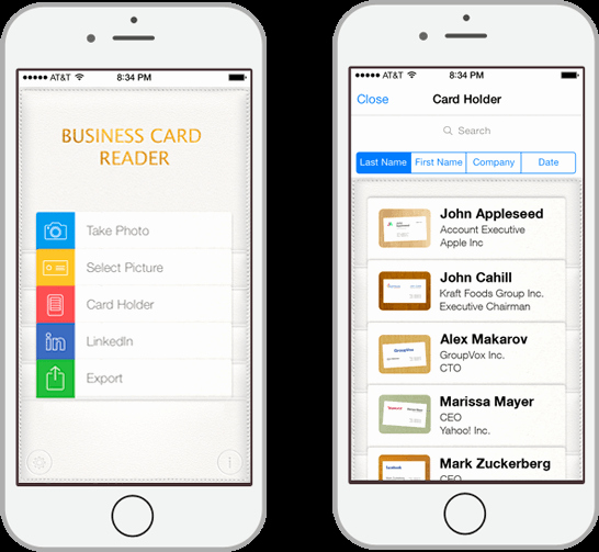 Business Card Reader Plus 8 29 1 Ipa Cracked for Ios