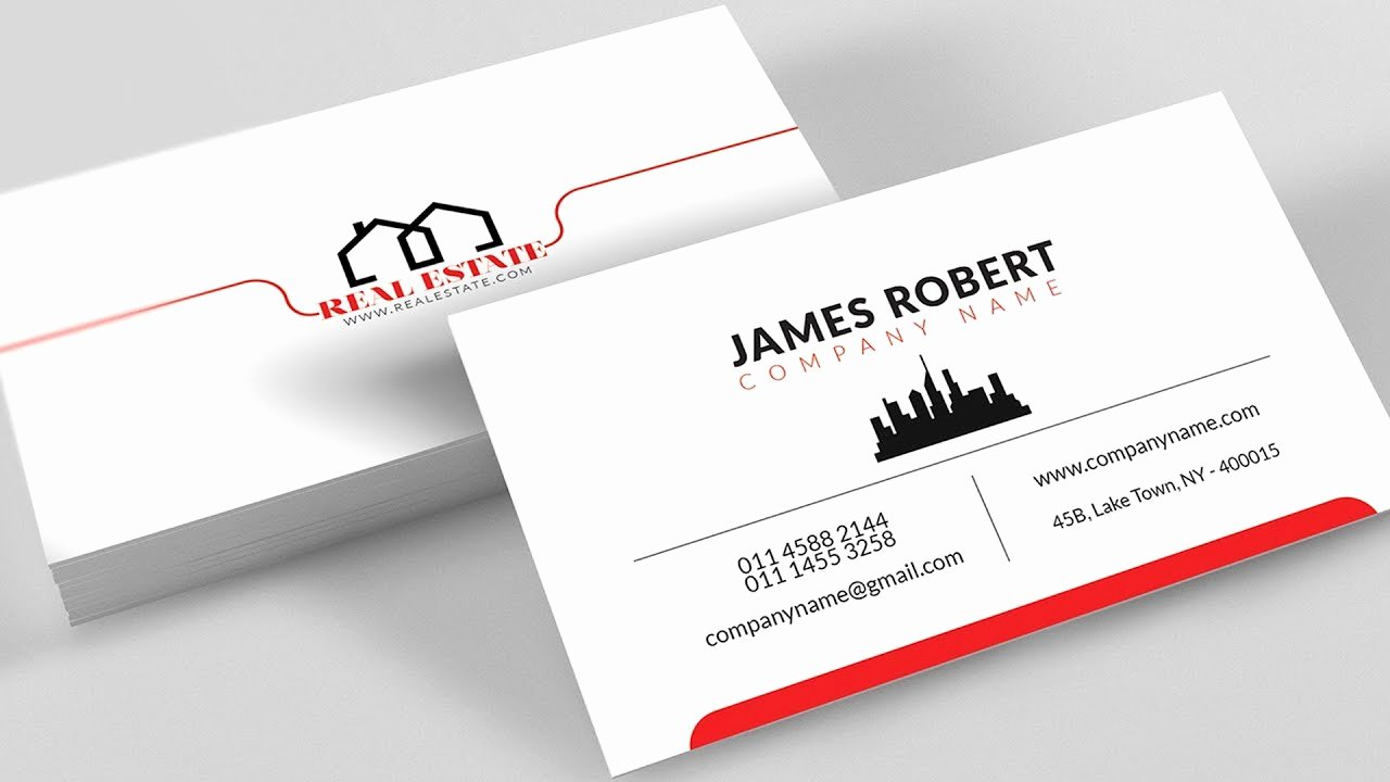 Business Card Template Illustrator Download Abe6267b0c50