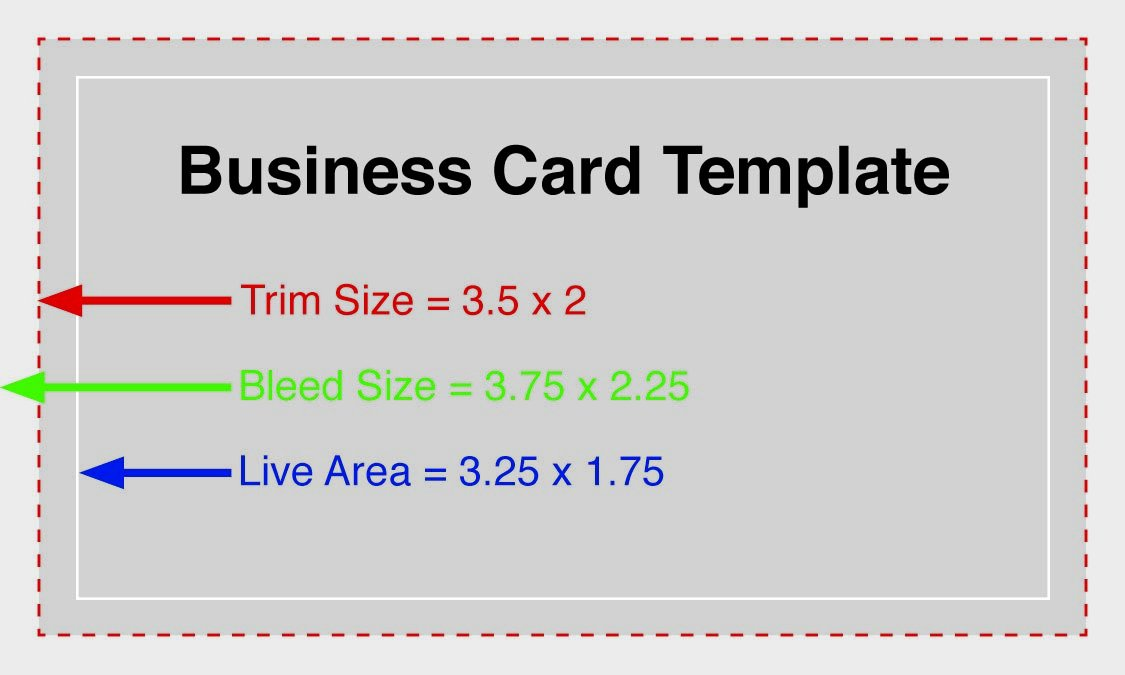 Business Card Template Pdf