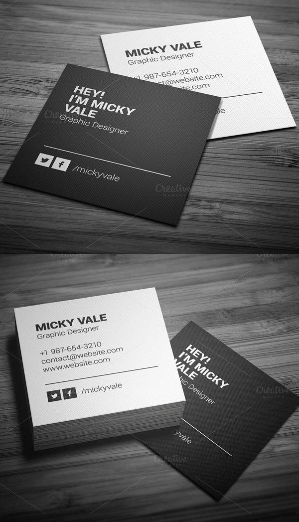 Business Cards Psd Templates Design