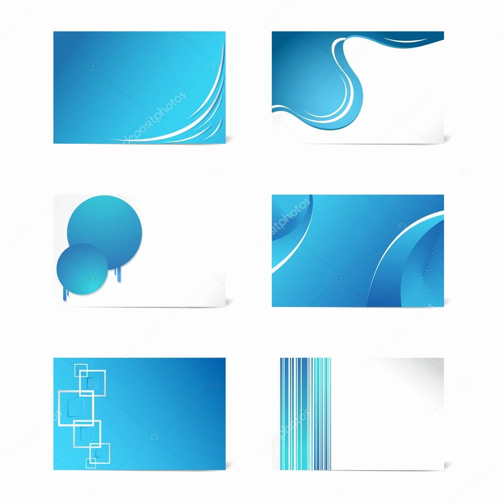 Business Cards Word Template