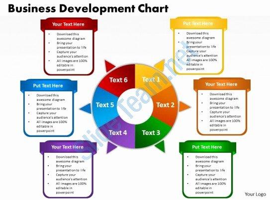 Business Development Chart Powerpoint Templates Graphics