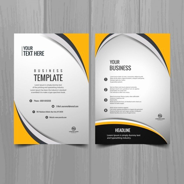 Business Flyer Design Templates Free Download Templates