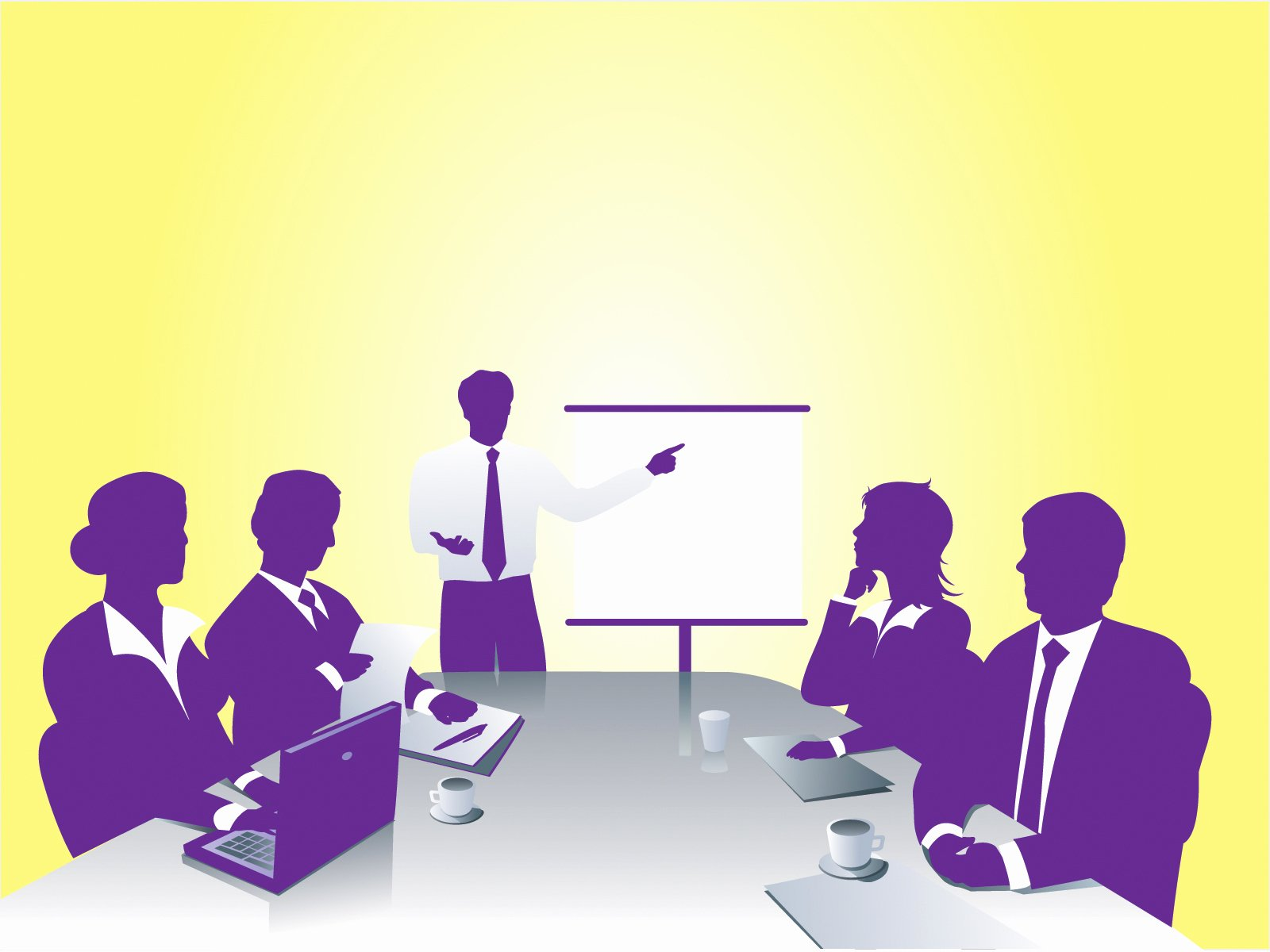 Business Meeting Powerpoint Templates Business & Finance
