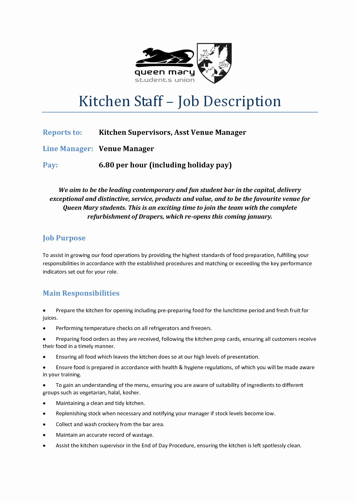 Business Owner Responsibilities Resume Example Resume