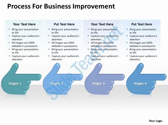Business Powerpoint Examples Improvement Templates Ppt