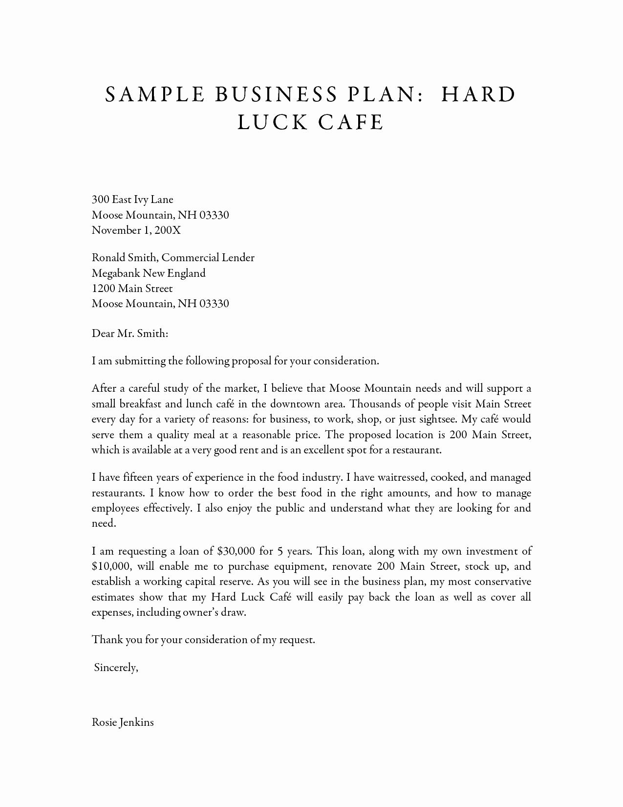 Business Proposals Samples Mughals