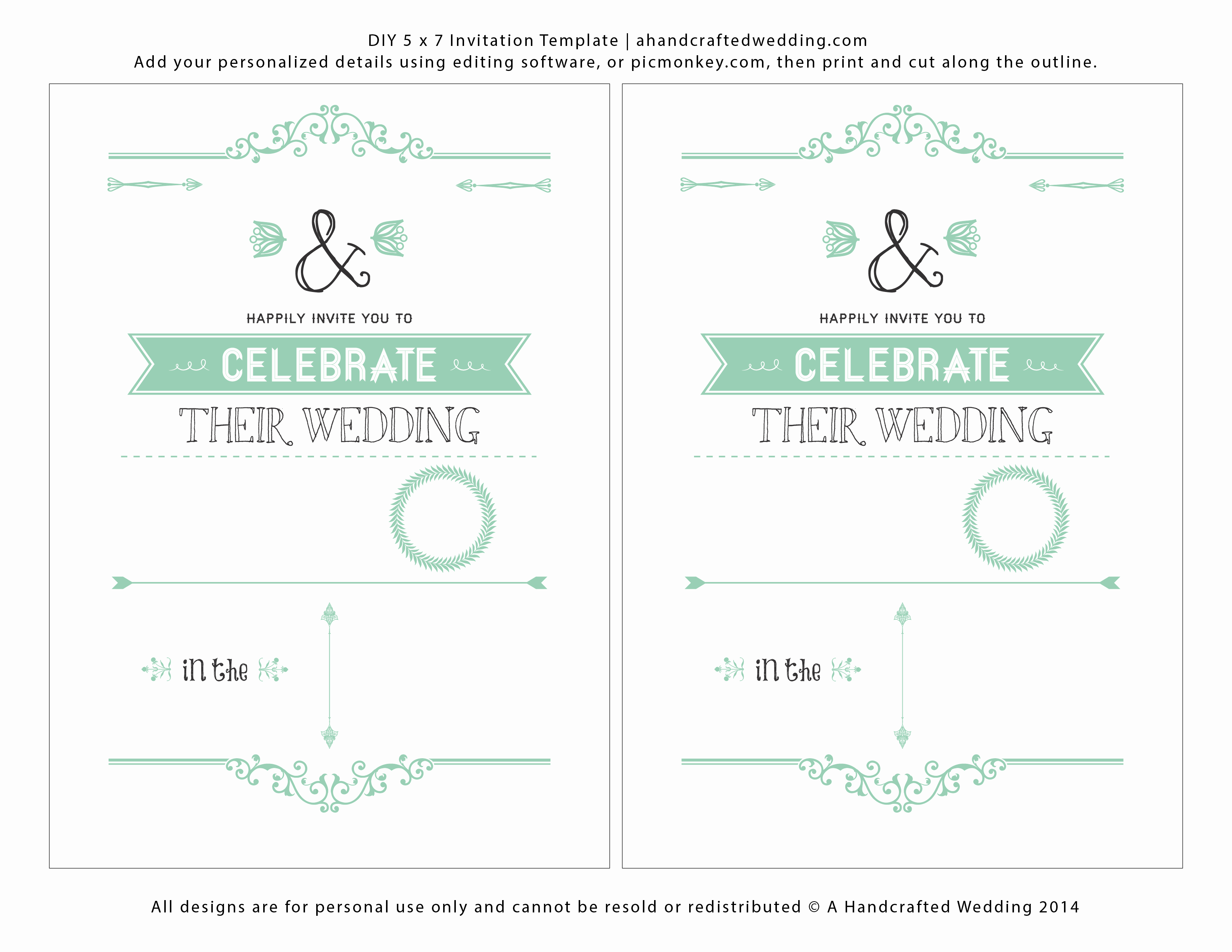 By Invitation Ly Template