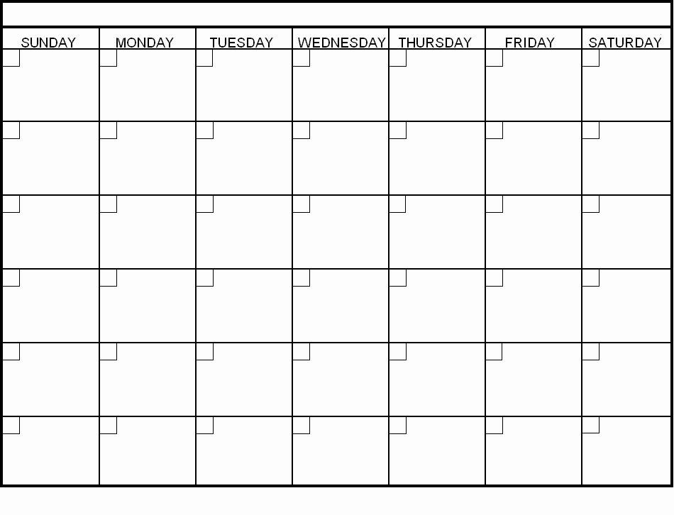 Calendar Templates Best