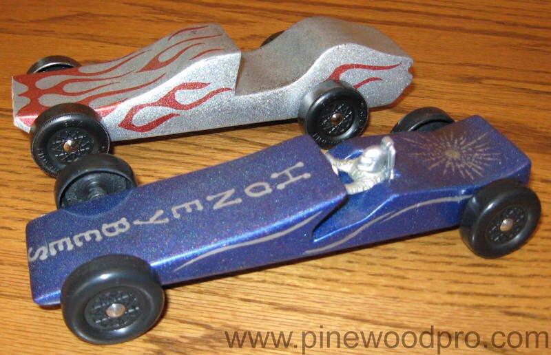 Camaro Pinewood Derby Pattern to Pin On Pinterest
